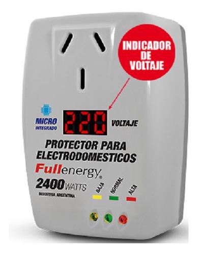Protector De Tension Para Electrodomesticos Con Display