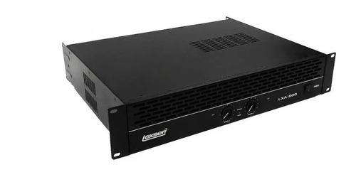 Amplificador Lexsen Lxaw Rms 2 Canales