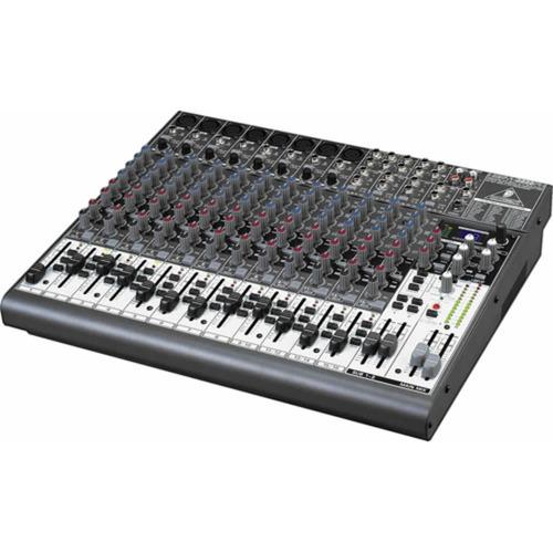 Consola Behringer Xenyx X Usb Mixer 22 Input Efectos