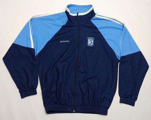 Campera Handball Argentina High Runner Talle Xl Azul