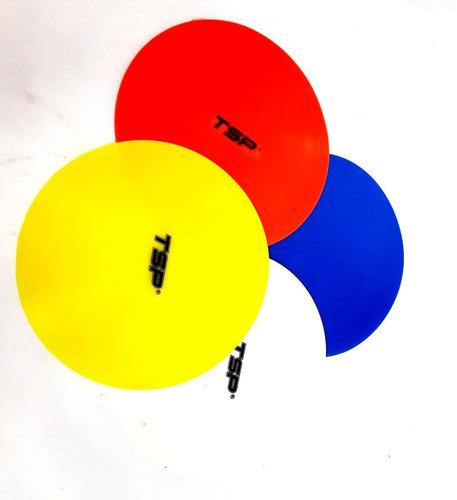 Circulos Demarcatorios De Goma X 10 Unidades