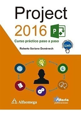 Libro Project  Curso Práctico Paso A Paso Soriano