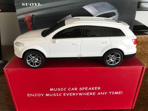 Radio Speaker Car Fm Audi Q7 Blanco De Colección