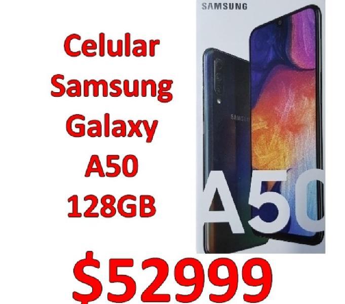 CELULAR SAMSUNG GALAXY A50 128GB - NUEVO EN CAJA CERRADA - G