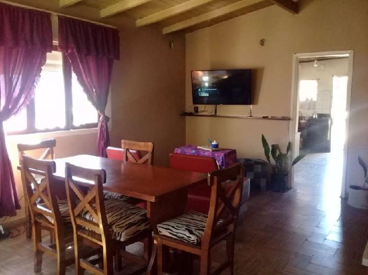 Casa 3 amb. 750M2 de lote, a metros del mar, Parque Peña