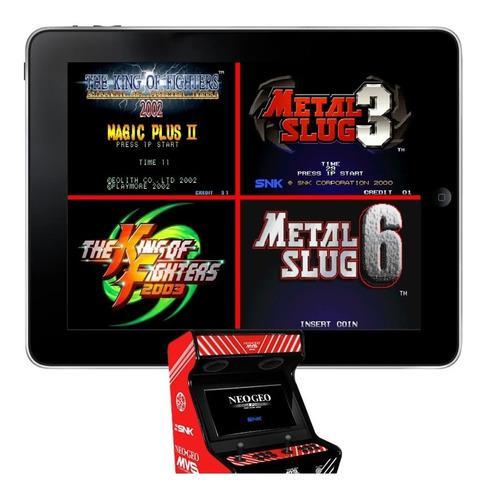 Juego King Of Fighters Y Metal Slug Apk Android