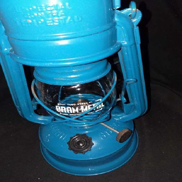 LAMPARA DE CARRO BRAN METAL Nº 480 SIN USO