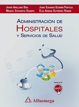 Libro Administración De Hospitales Y Servicios De Salud