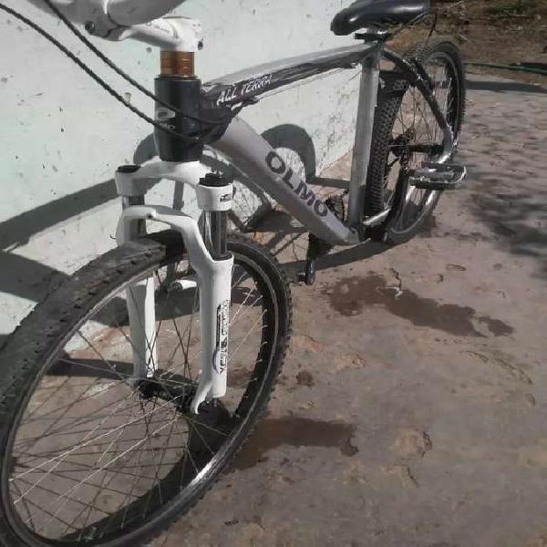 Liquido bicicleta olmo rodado 26