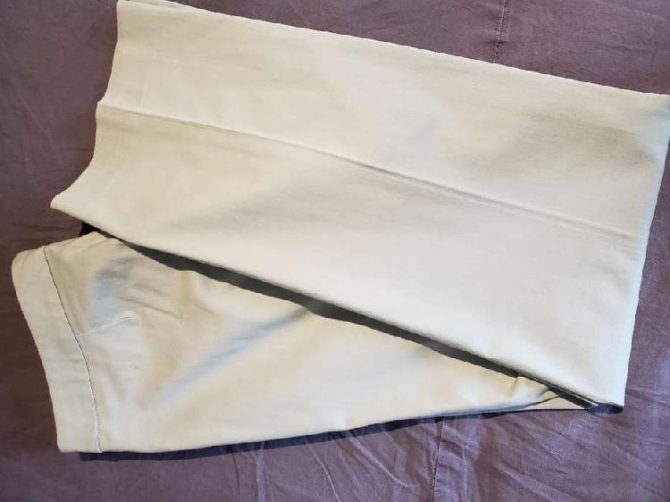 Pantalón de Gabardina Talle 48