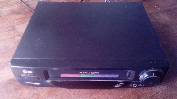 Reproductor VHS marca LG