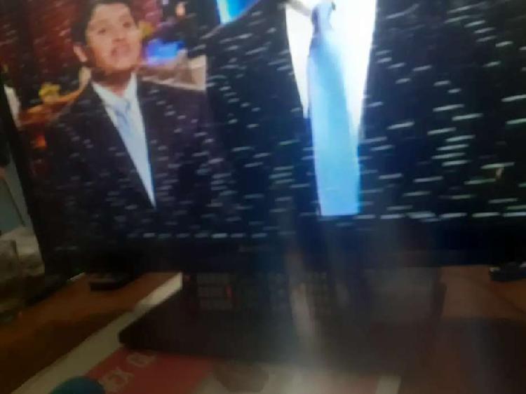 Vendo TV led no es Smart tiene esa falla en la imagen pero