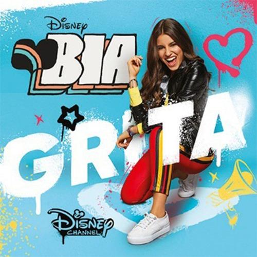 Cd Bia Grita Serie De Tv De Disney Chanel