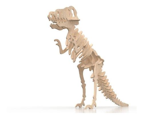 Dinosaurios Mdf Para Armar X 30