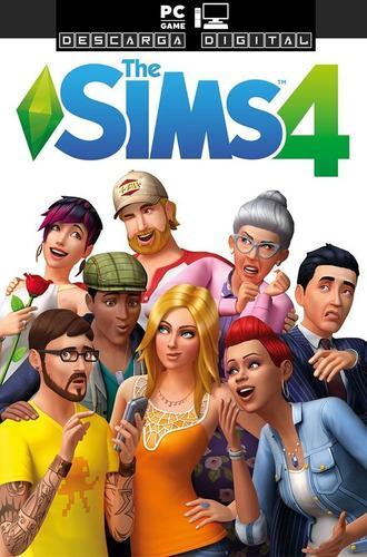 Los Sims 4 Juego Base Liviano - Pc Digital Entrega Inmediata