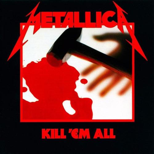 Metallica Kill Em All Cd Nuevo Original Cerrado