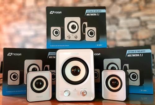 Parlantes Home, Apto Pc Tv Celular Tabet. Control Remoto.