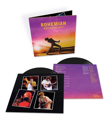 Queen Bohemian Rhapsody Vinilo Doble Nuevo Import