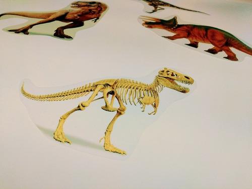Sensory Touch Kit Dinosaurios Translúcidos Prehistoria