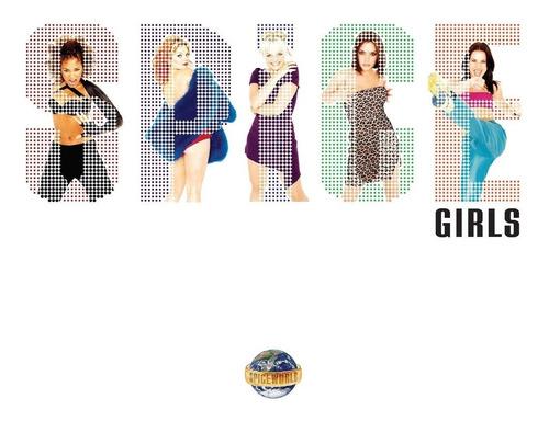 Spice Girls Spiceworld Vinilo 180 Gramos Nuevo Importado