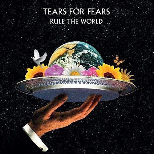 Tears For Fears Rule The World Vinilo Doble Nuevo Importado
