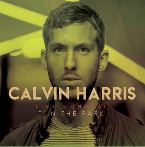 Vinilo Calvin Harris Live In Concert In The Park Lp