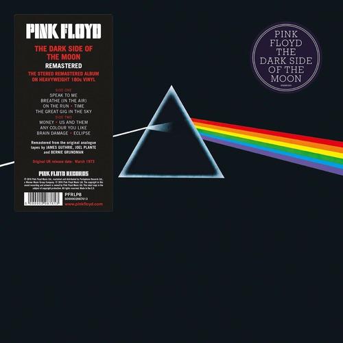 Vinilo Pink Floyd The Dark Side Of The Moon Lp Nuevo