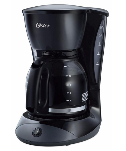 Cafetera Oster Dw12b De Filtro De 12 Tazas