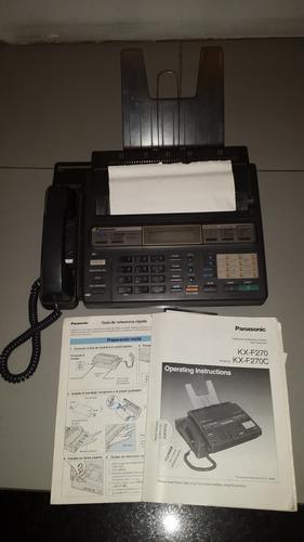 Fax Para Reparar /repuestos C/ Manual Sin Cables De Conexion