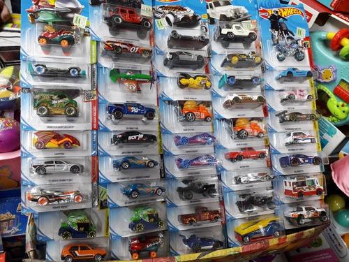 Hot Wheels Autitos De Colección Jugueteria Bunny Toys
