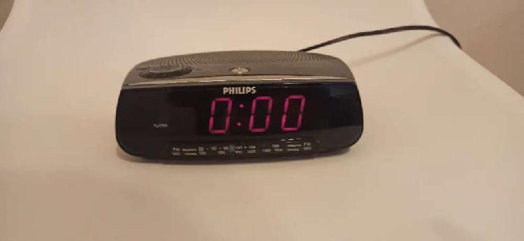 Radio reloj Philips