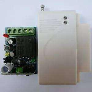 Sensor Magnetico Inalambrico Shock Apertura Rf Tx Rx Alarma