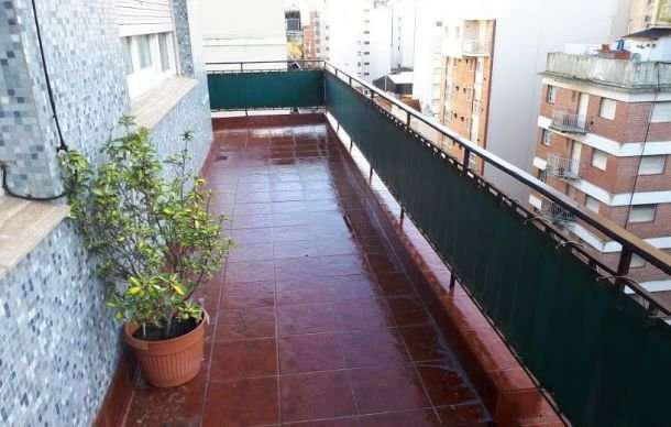 Venta Departamento 3 Ambientes A La Calle Balcón Terraza