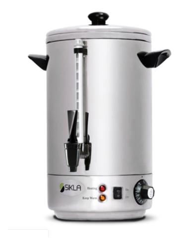 Cafetera Electrica 9 Litros Dispenser 56 Tazas Pocillos