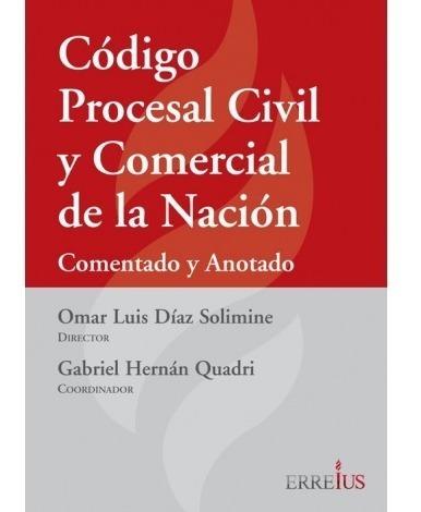 Código Procesal Civil Y Comercial De La Nación - Comentado