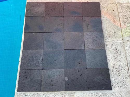 Piedra Volcánica Black Lava Sukabumi (2da Selección)