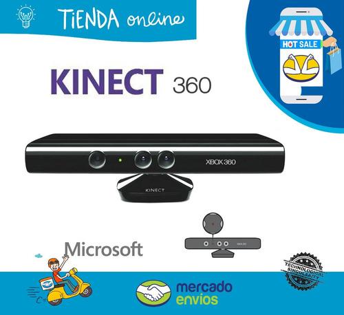 Sensor Kinect Xbox 360 - Original Microsoft