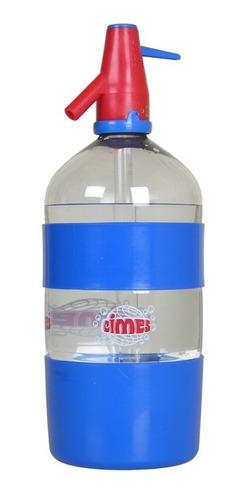 Agua Cimes, Sifon Soda 1 Litro Y Medio