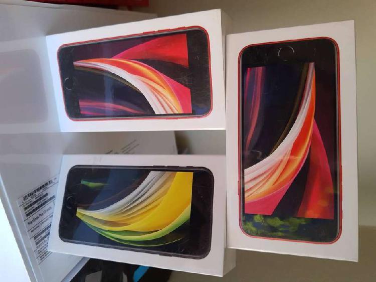 Apple iPhone SE 64Gb Modelo 2020 Nuevos en Caja Sellada de
