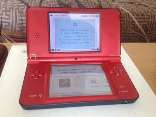 Nintendo Dsi Xl Con Cargador Y R4 Con 41 Juegos