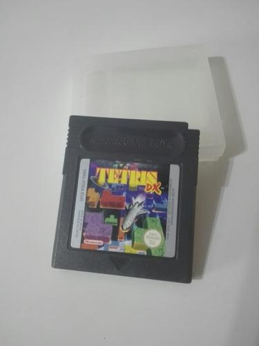 Juego Tetris Dx Para Gameboy Made In Japon, Original