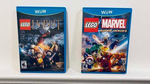 Juegos Wii U Lego The Hobbit