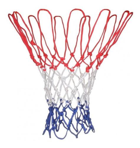 Red Basquet 12 Enganches Nylon Para Aro Basket X Unidad