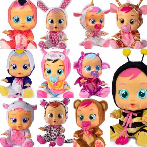 Cry Baby Bebe Lloron Vs. Modelos Wabro Orig./didactijuegos