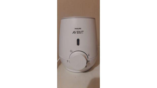 Calentador de Mamaderas y Papilla Rápido Philips Avent