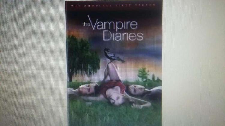 Los Vampiros Diarios temp 1, 2.3,4 completa