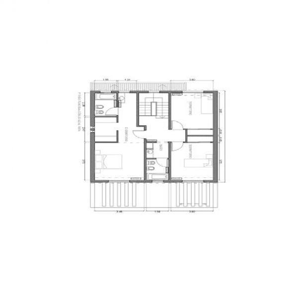 Mercedes 2500 - Casa en Venta en Villa Devoto, Capital