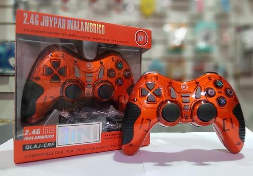 Joystick Ps3 / Ps2 / Pc 3 En 1 Qlaj-crf Inalambrico