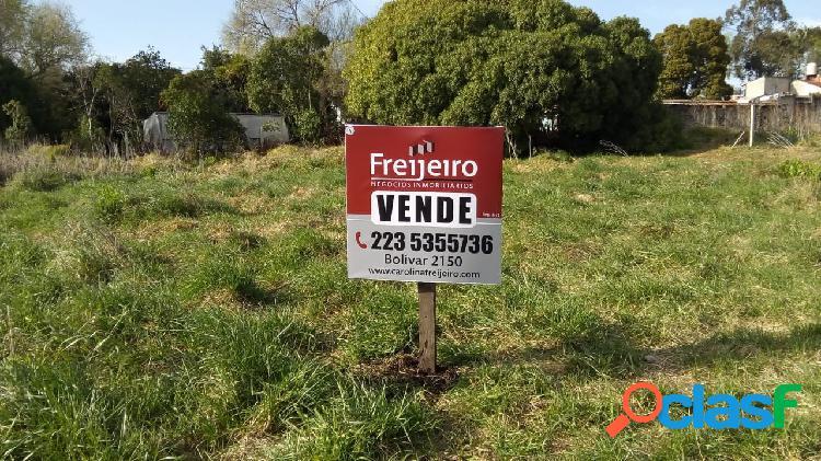 LOTES EN SANTA CELINA - ANTONIO VALENTINI Y 65