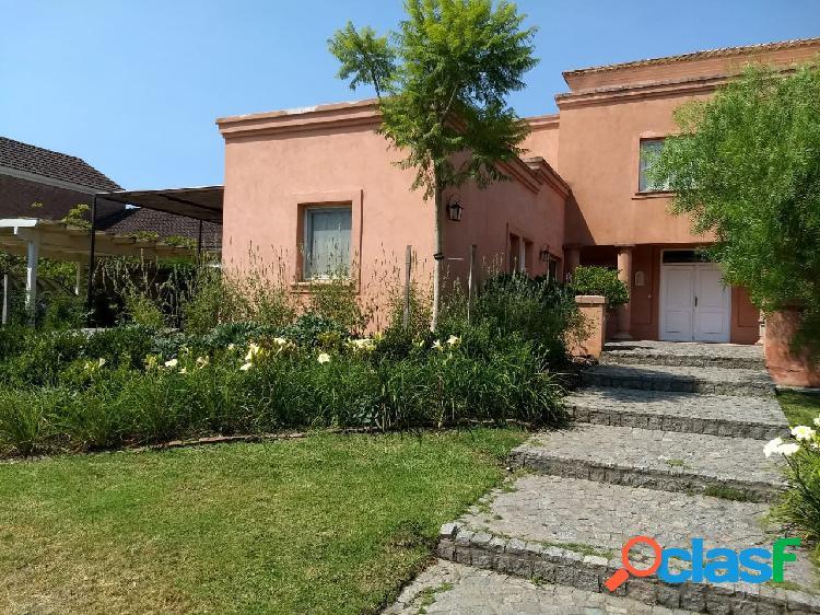 Casa en alquiler temporal en Santa Barbara